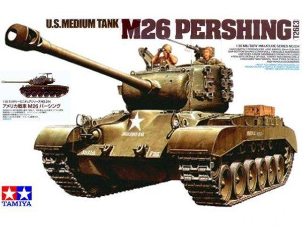 TAMIYA 35254 M26 PERSHING (T26E3)
