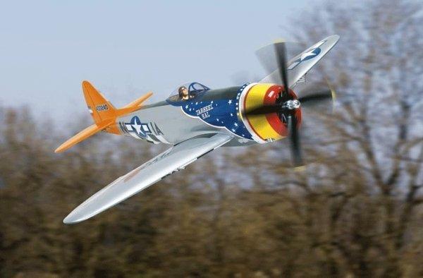 P-47D Thunderbolt EP Elektroszybowiec