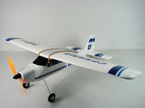 Samolot Cessna TW 747-1  Samolot RTF  980mm
