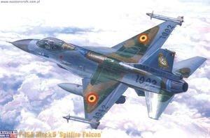 MASTERCRAFT F-16A Spitfire Falcon  D-03  (1:72)