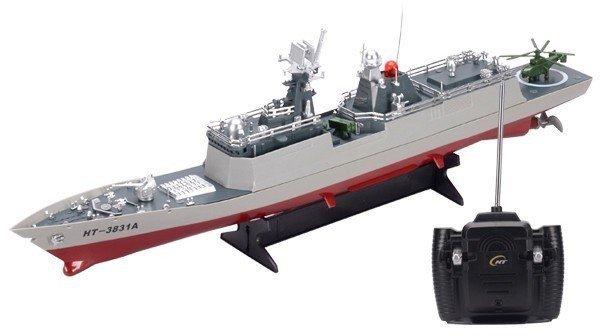 Okręt wojenny fregata rakietowa typu 054A klasy Jiangkai II