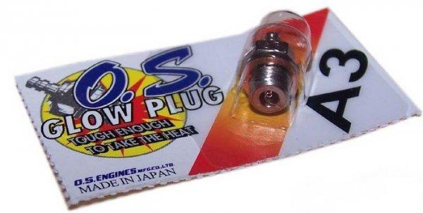 Świeca - O.S. No.6 - A3(uniwersalna-gorąca