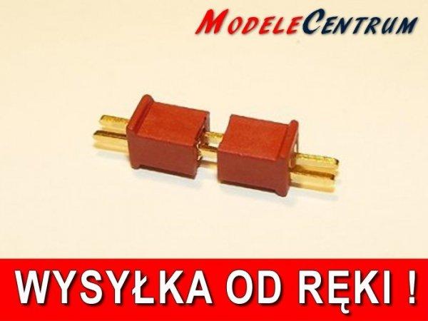 Złącze prądowe T - mini komplet 2szt.