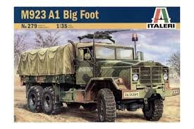 ITALERI 0279 M923 A1 BIGFOOT 1/35