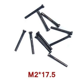 Round Head Screw Level M2x17.5 Wl Toys
