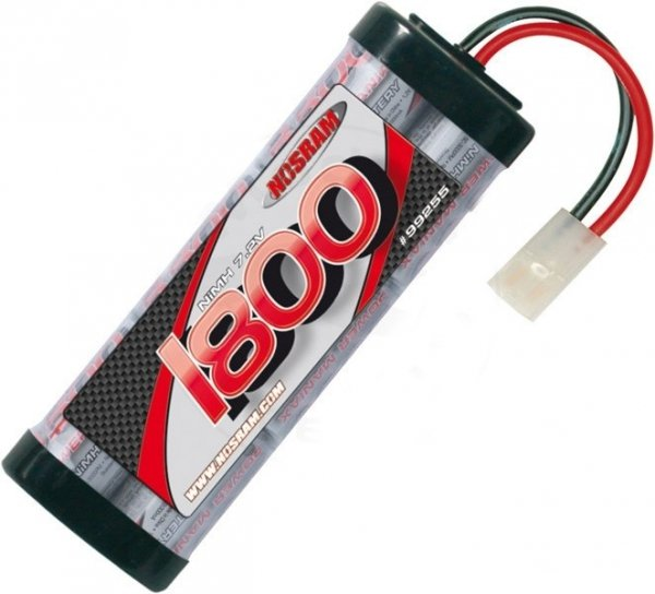 Akumulator Nosram  7,2V 1800 mAh