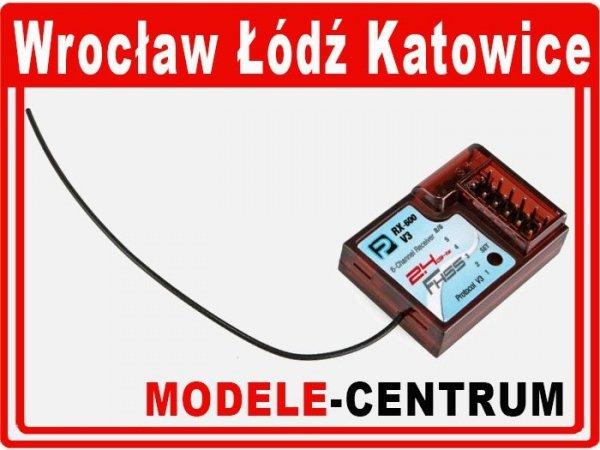 Odbiornik 4 kanałowy 2,4 Ghz Cadet