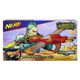 Nerf Doomlands Double Dealer wyrzutnia