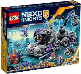 Nexo Knights Ekstremalny niszczyciel Jestro