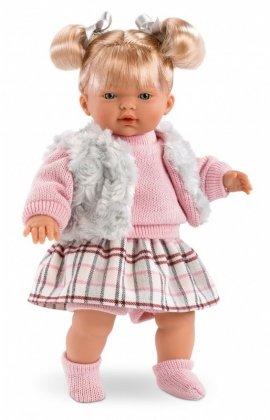 Lalka płacząca Isabela 33 cm