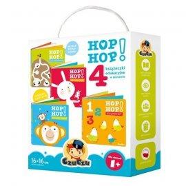 Hop, Hop! Box - Zestaw książeczek