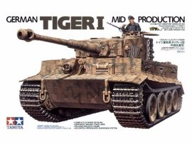 German Tiger I Mid Production