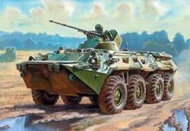 ZVEZDA BTR-80A Russian P ersonnel Carrier