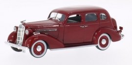 Buick Special 1936 (dark red)