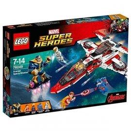Super Heroes Kosmiczna misja