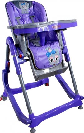 ARTI Modern RT-004 Violet Sweet Bunny Krzesełko do karmienia