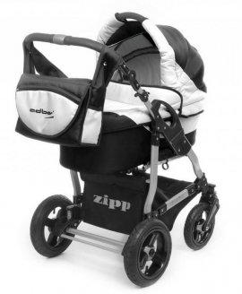 ADBOR ZIPP bialo-czarny Wózek Wielofunkcyjny
