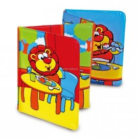 Play WOW PW-3024 Dmuchana książeczka edukacyjna