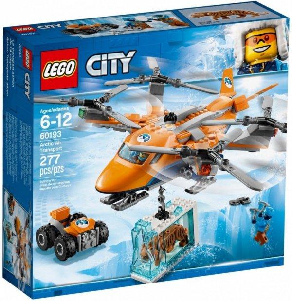 LEGO Polska City Arktyczny transport powietrzny