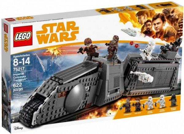 LEGO Polska Klocki Star Wars Imperialny transporter Conveyex
