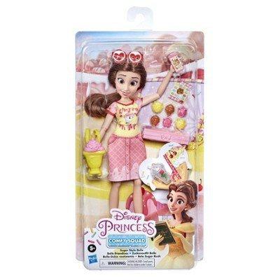Lalka Disney Princess Comfy Squad Przygody Księżniczki Belle