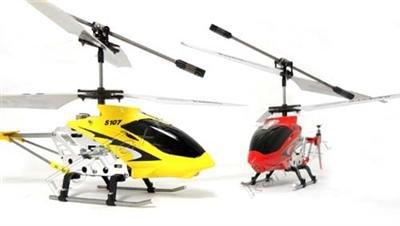 KX6560 Helikopter RC SYMA S107G