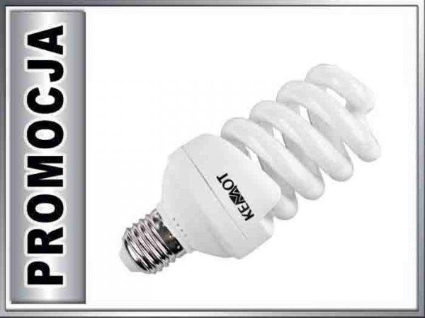 ZAR0285 Lampa fluorescencyjna E27 21W
