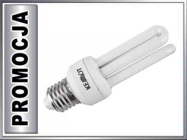 ZAR0290 Lampa fluorescencyjna 3U 11W