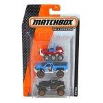 MATCHBOX TRZYPAK 3+