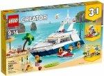 LEGO CREATOR PRZYGODY W PODRÓŻY 31083 9+