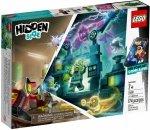 LEGO HIDDEN SIDE LABORATORIUM DUCHÓW J.B. 70418 7+