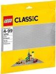 LEGO CLASSIC SZARA PŁYTKA KONSTRUKCYJNA 10701 4+