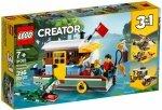 LEGO CREATOR ŁÓDŹ MIESZKALNA 31093 7+