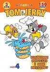 TOM I JERRY KOLEKCJA - CZĘŚĆ 4: KULINARNE POTYCZKI - Album 2 płytowy (DVD)