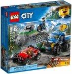 LEGO CITY POŚCIG GÓRSKĄ DROGĄ 60172 5+