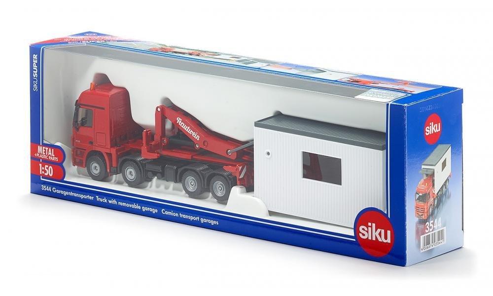 Siku Transporter Garażu Skala 150 3544 3 Ciężarówki Pojazdy