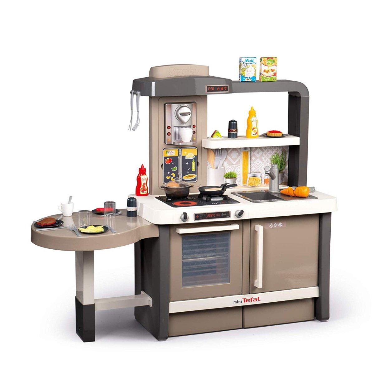 Smoby Kuchnia Dla Dzieci Mini Tefal Evolutive 3 Kuchnie