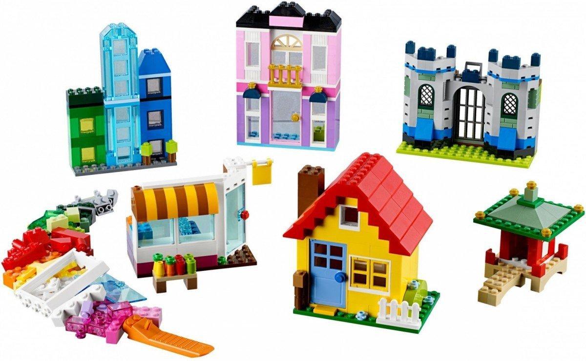 Lego Classic Zestaw Kreatywnego Konstruktora 10703 4 Classic
