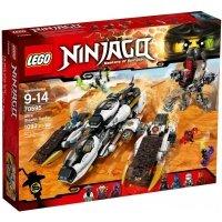 LEGO NINJAGO NIEWYKRYWALNY POJAZD NINJA 70595 9+