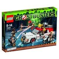 LEGO GHOSTBUSTERS ECTO-1 & ECTO-2 75828 8+
