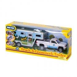 BREYER Ciężarówka Pickup do przewożeniakoni