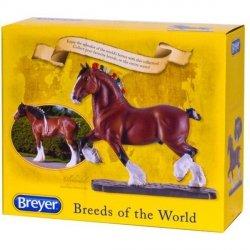 Koń Clydesdale