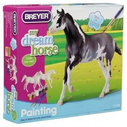 Zestaw do malowania 2 konie Arab + Anglik