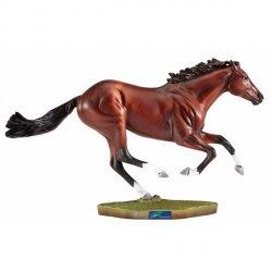 BREYER Koń wyścigowy Fra nkelTraditional