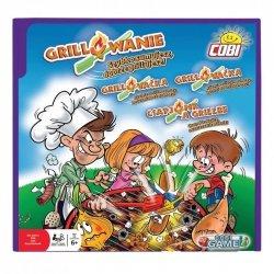 COBI GRA GRILLOWANIE 6+