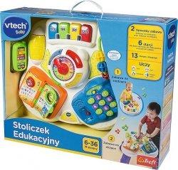 VTECH STOLIK EDUKACYJNY 6M+