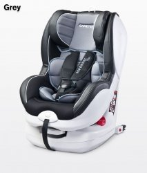 CARETERO FOTELIK DEFENDER+ 0-18 KG ISOFIX GREY