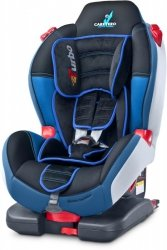 CARETERO FOTELIK SPORT TURBO FIX 9-25 KG NAVY