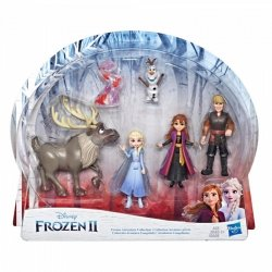 Figurki Kraina Lodu 2 (Frozen 2) Adventure Collection Multipack