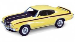 WELLY BUICK GSX 1970 SKALA 1:24 3+
